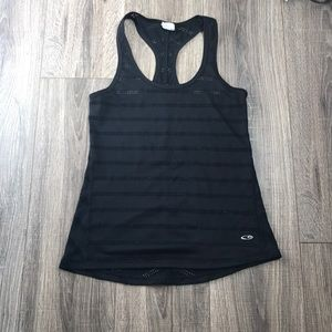 Racer back exercise top